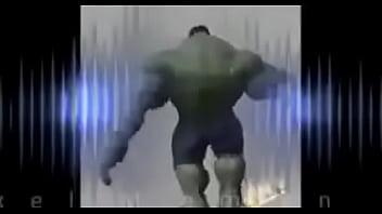 Hulk novamente comendo o zap com musica gostosa