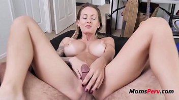 The Boner Bouncing MILF Mom- Natasha Starr