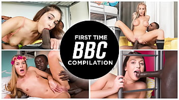 HORNY HOSTEL - #Katy Rose #Arteya - First Time BBC Compilation - 2021 HD Edition!