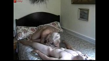 Hungry Mature Blonde Cougar