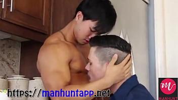 เรื่องเกย์คลิปโป๊สองหนุ่มเกย์เริ่มเย็ดกัน แบบท่าเยอะและเสียวมาก