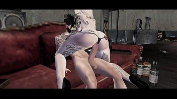 IMVU - Hard sex on the Gothic Rock Bar