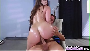 Big oiles ass Big butt oiled girl remy lacroix enjoy hard deep anal intercorse mov-26