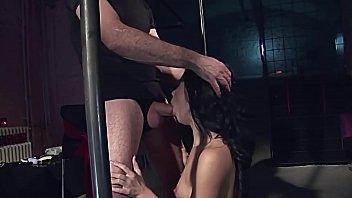 Image: The fetish shop story. Part 5. Thieves deserves cruel punishment. Extreme BDSM movie.