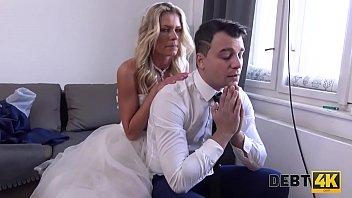 DEBT4k. Lucky Man Has Unforgettable Sex With Hottie With Big Debts