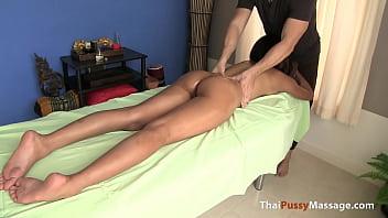 Cute aspiring Thai model fucked by her masseur