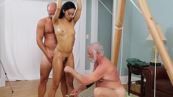 Gia Vendetti (DSC8-4) Edge Play Doggystyle Cumshot Bondage Oral Finger