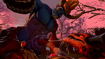 """Drogoz Gay Animation with Sound [ictonica/TwitchyAnimation] <span class=""""duration"""">5 min</span>"""