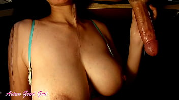 I Milk 2 of the Biggest Cumshots ever onto my Tits (2 Loads in 2 Min)