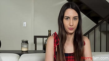 Horny Sister Gets Fucked For Remote- Natalia Nix