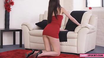 upskirt porn video