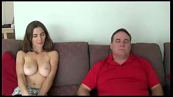Stepdaughter is Bored and Teases Not Her Stepdad