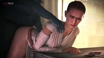 Star wars rey nackt porno