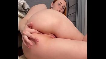 Beautiful Redhead Girl Films Her Ass Fucking - IoSuccubus