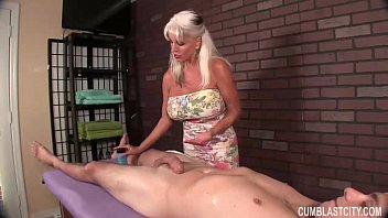 City beautification tits - Huge-titted granny handjob