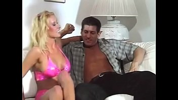 Wild MILF Zara with amazing tits rides fit hunk's hard cock on the sofa