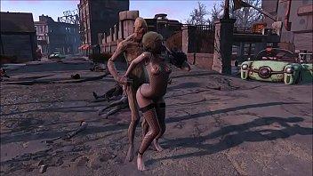 Fallout 4 Katsu and Ghoul 6 min