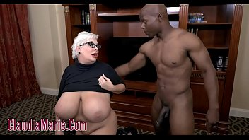 Fat girl black cock - Plump cow inseminated by black bull