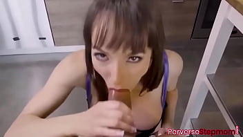 Brunette Sexy MILF Lexi Luna Pounded By Son