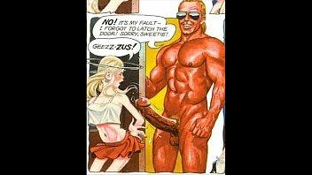 Skinny horny blonde huge cocks...