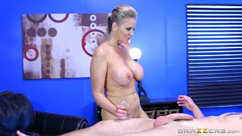 : Brazzers - Alena Croft takes a cock in her ass 7 min