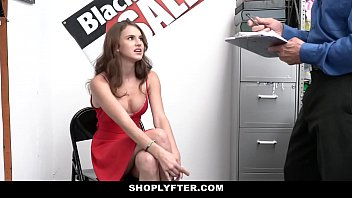 Black Friday Porn - Teen (Ellie Eilish) Shoplifter Caught, Humiliated & Punished For Being A Bad Girl