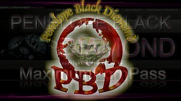 PenelopeBlackDiamond - 30x6 brutalDildo thumbnail