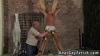 Free 3d twink gay porn He's bound up to the cross in just his