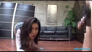 Office Lady Giving Blowjob For Guy Cum To Mouth In The Office