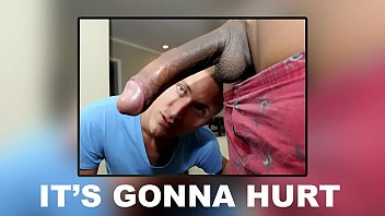 White dicks gay free Gaywire - big dick black guy izzy stuffs cody parkers tight white ass hole