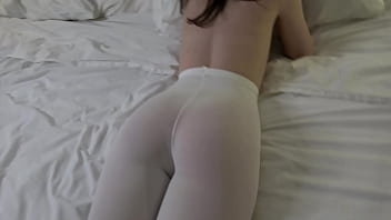This beautiful girl with big tits and good ass got a huge cock in her tight pussy 4K 60FPS 8 min