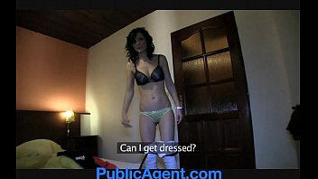 Image: PublicAgent Lenka Take Cash for a Ride in her Pussy