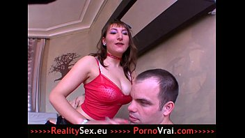 Orgy with Charlotte de Castille French Pornstar