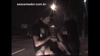 Vandiacute Deo Exibicionista Mostra Casal Fodendo Em Avenida De Sandatilde O Paulo Brasil