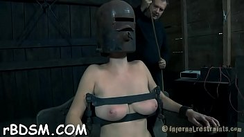Enjoyable slaves are made to submit to master's demands