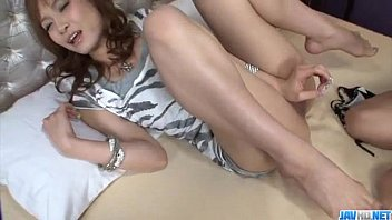 Serious porn play on cam along Misa Kikouden