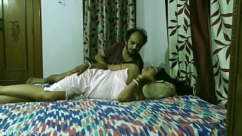 Indian Devor Bhabhi romantic sex at home:: Both are satisfied now 13 min