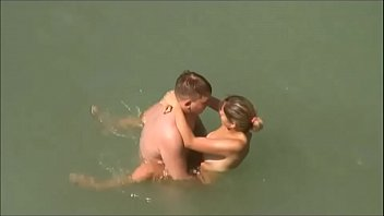 Naturists Video At The Beach