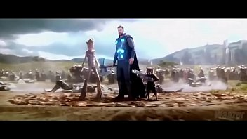 Thor Arrives in Wakanda