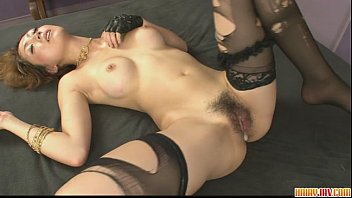 Yuki getting her pussy fondled with various sex toys 8分钟