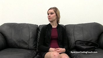Cast couch porn - Naive waitress porn tryout