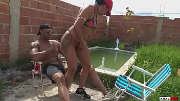 Ksal Hot invaded a house under construction in a private area, to fuck on top of everything, the hot Danny Hot enjoys several times 13 min