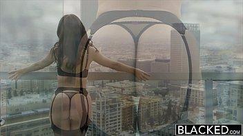 BLACKED British Wife Ava Dalush Loves Big Black Cock! thumbnail