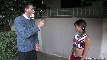 Tight Cheerleader Fucked Hard By Her Teacher 7分钟
