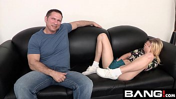 BANG Casting:Iris Rose Begs For It Rough During Her Audition