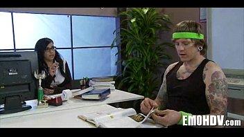 Tattooed emo whore 311 5 min