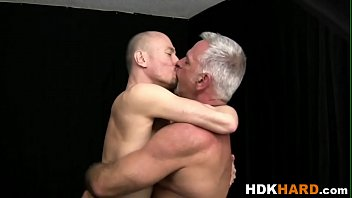 Hunk gets asshole eaten