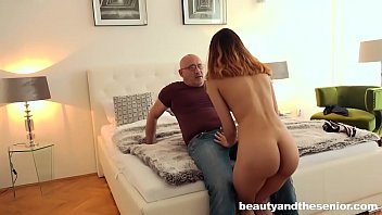 Beautiful senior milfs - Old man bruno fucks young pornstar esperanza del bruno