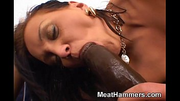 Hot slut gets a big cock in her butt