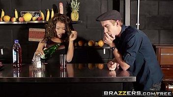 Brazzers - Shes Gonna Squirt - Carla Cox Kiki Minaj and Danny D -  Squirters Juice Bar